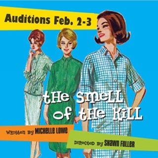 Smell of the Kill Auditions